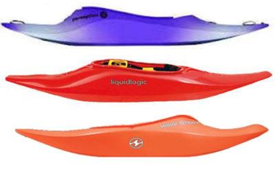 Playboats con rocker a fasi dei primi anni 2000